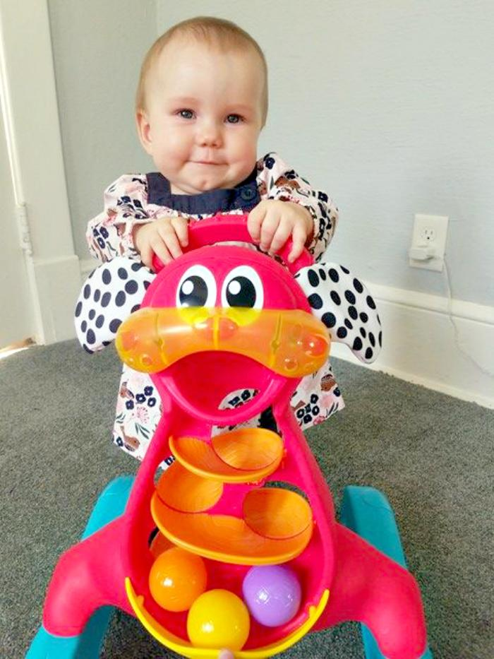 Five Of The Best Developmental Toys For Your Baby puppy