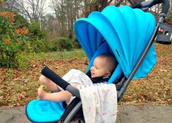 The Joovy Balloon Is The Best Lightweight Baby Stroller