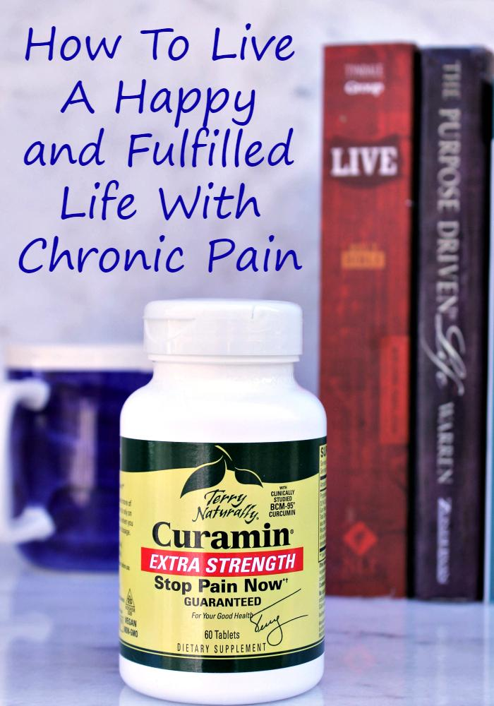 I was rear ended in a car accident more than 15 years ago. I have had occasional chronic lower back pain since. But, I have learned how to live a happy and fulfilled life with chronic pain. When my back hurts, I #StopPainNow with Curamin #ad