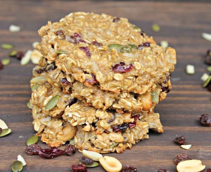 Vegan Protein Breakfast Cookie Recipe