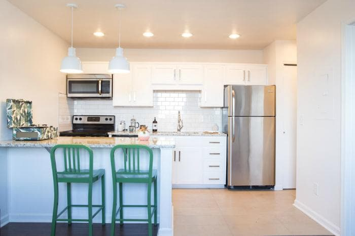 SoBro Guest House Is The Coolest Boutique Hotel In Nashville kitchen