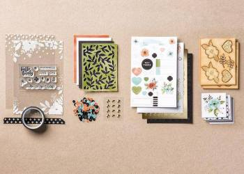 Step Up Your DIY Game With Stampin' Up