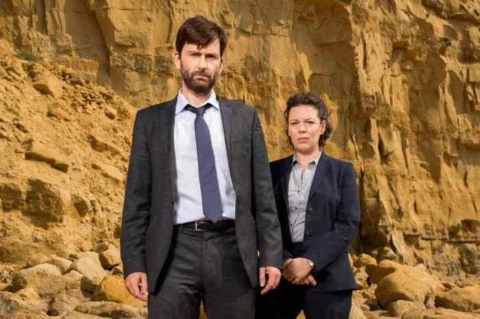 Shows On Netflix To Binge Watch This Summer broadchurch