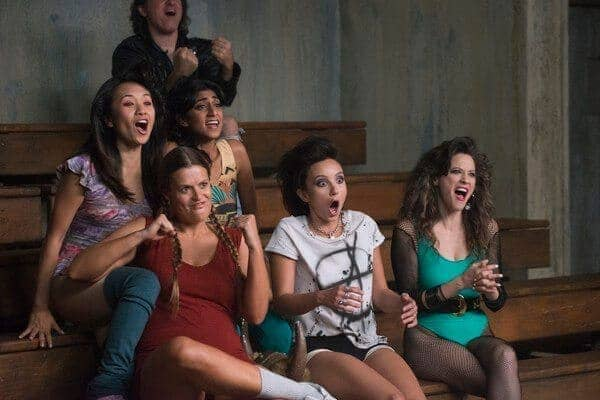 Reasons You Need To Watch GLOW On Netflix more girls