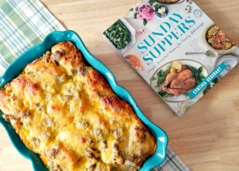 Sausage Biscuit Gravy Bake Recipe