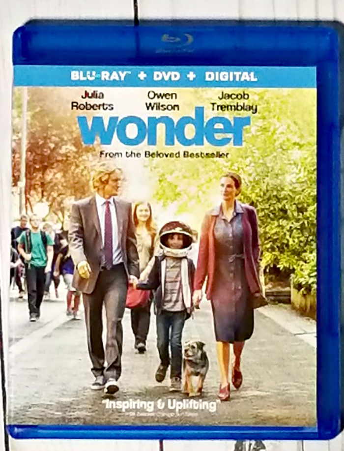 You Will Be Inspired When You See Wonder On DVD And Blu Ray 2