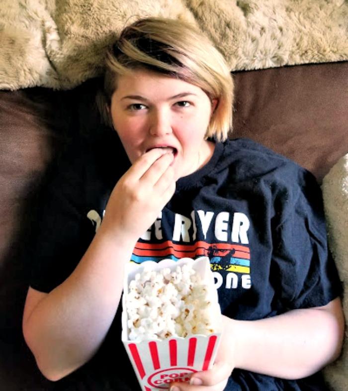 Nearly Naked Popcorn At Costco 2