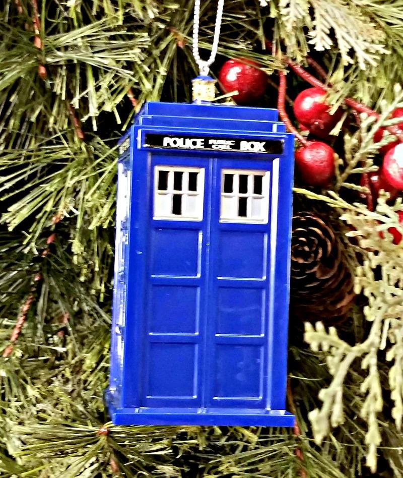 Christmas Tree Ornaments 3