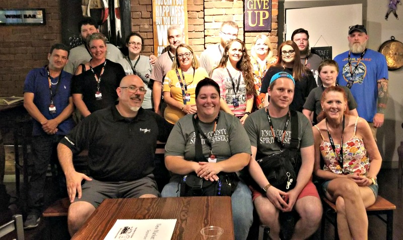 Be A Paranormal Investigator On The Haunted Knoxville Ghosts Tours tools group