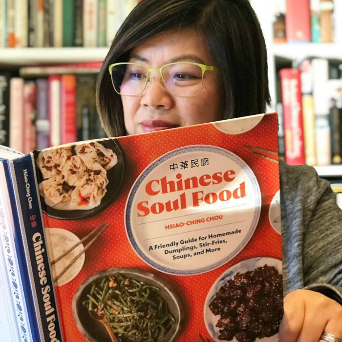 Who Needs Take Out When You Have The Chinese Food Soul Cookbook?! author
