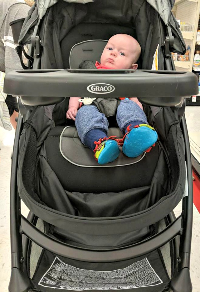 Traveling With Your Baby Is A Breeze With The Graco UNO2DUO