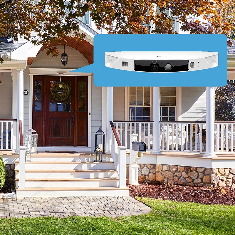 Keep Your Home And Family Safe With The Panasonic HomeHawk