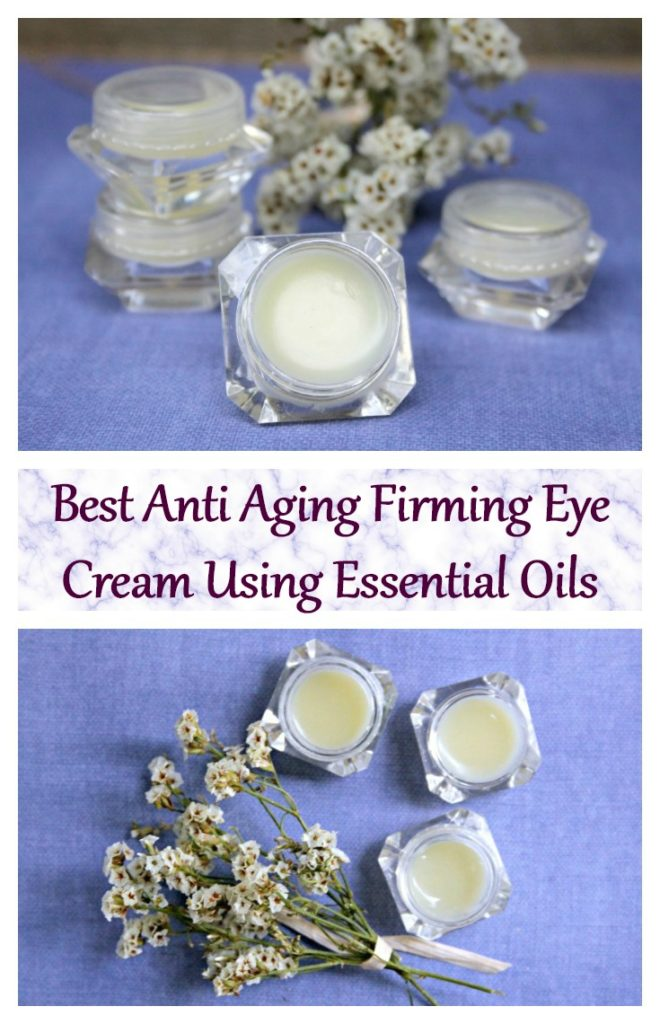 Aging happens, but with my Best Anti Aging Firming Eye Cream made with essential oils we can fight those fine lines and wrinkles!