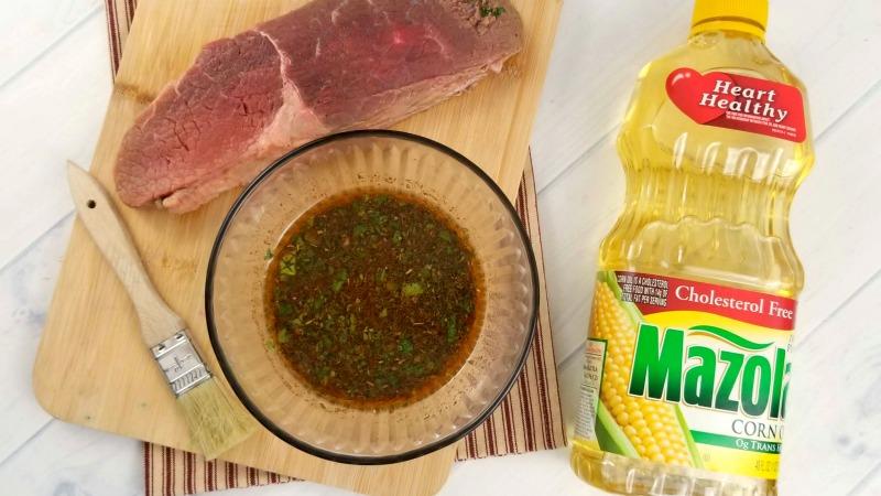 Chipotle Marinade Carne Asada Street Tacos Recipe marinade