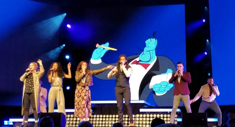 Disney's DCappella Live At Knoxville's Historic Tennessee Theater 1