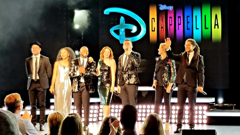 Disney's DCappella Live At Knoxville's Historic Tennessee Theater encore