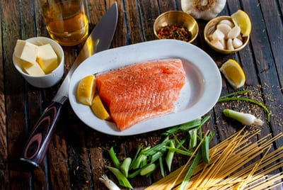 Foods that Promote Bone Health Salmon