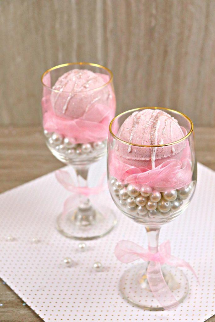 Frozen Pink Lemonade Cocktail Bath Bomb Recipe Kicking