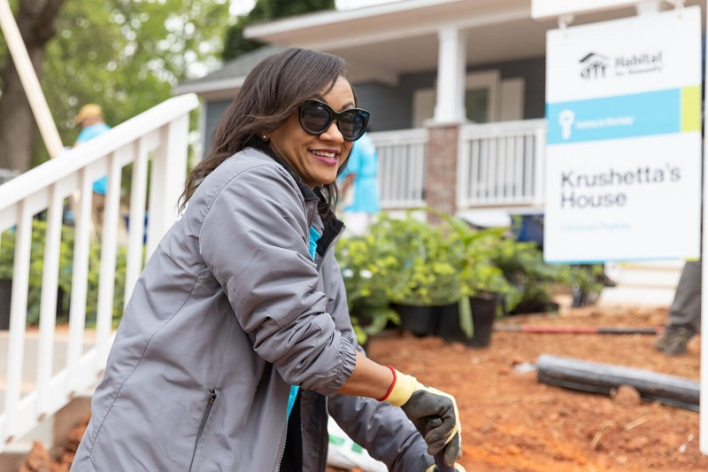 Habitat For Humanity Home Is The Key Program 3