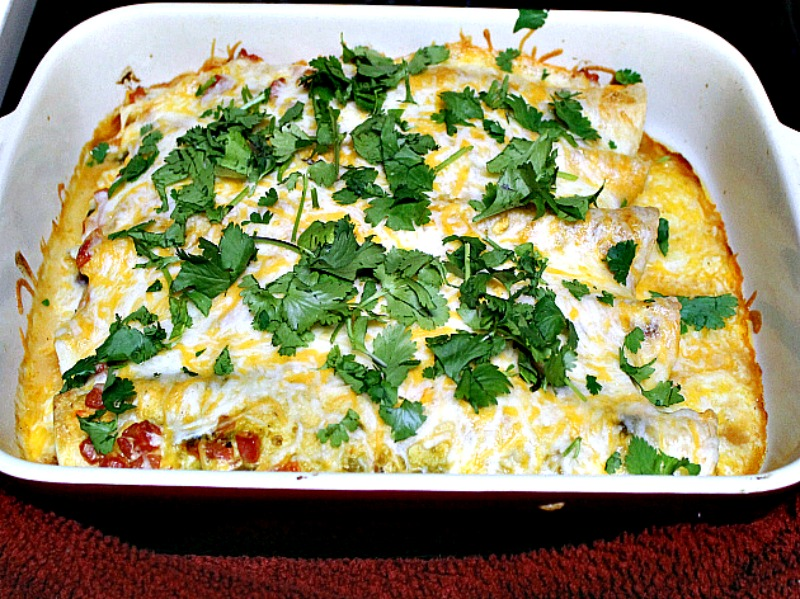 Pork Enchilada Recipe 2