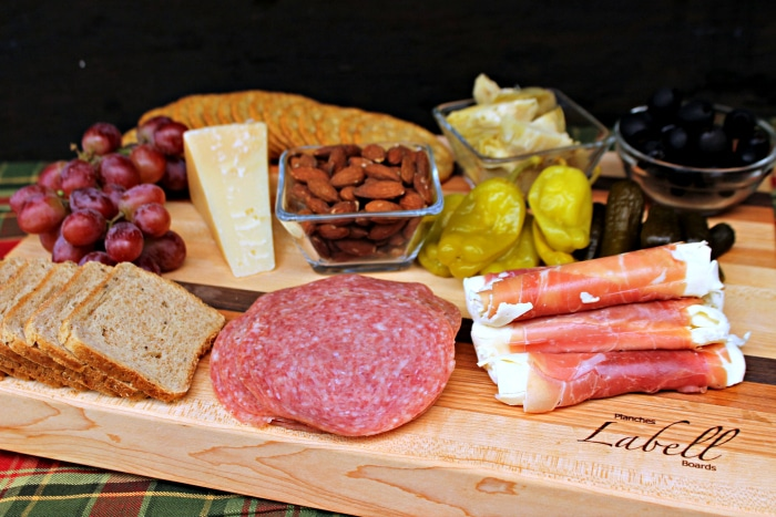 How To Make A Meat And Cheese Tray On A Budget - Kicking It