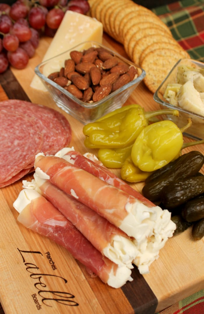 How To Make A Meat And Cheese Tray On A Budget 3