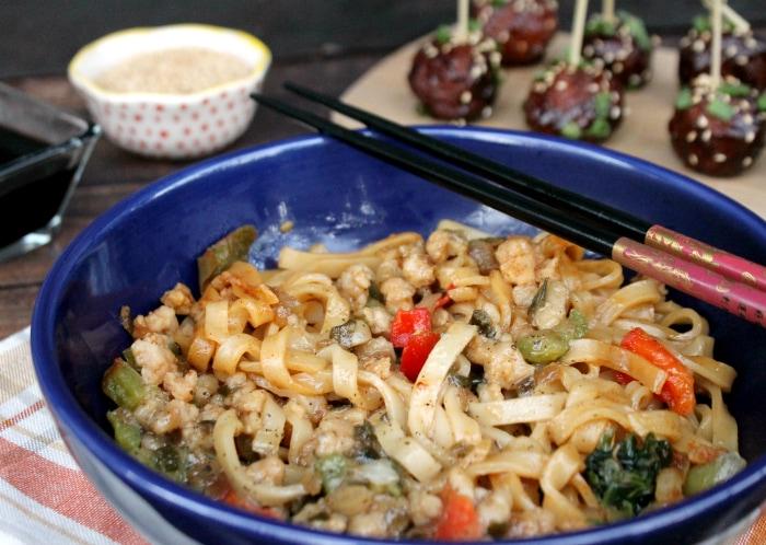 Slow Cooker Asian Sesame Turkey Meatballs 4