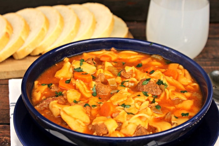 Beef Noodle Soup Recipe 2