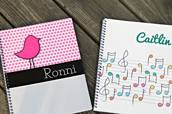 Let Your Personality Shine Through With Gotcha Covered Notebooks 2