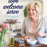 Love Welcome Serve by Amy Hannon Is The Perfect Gift For Foodies