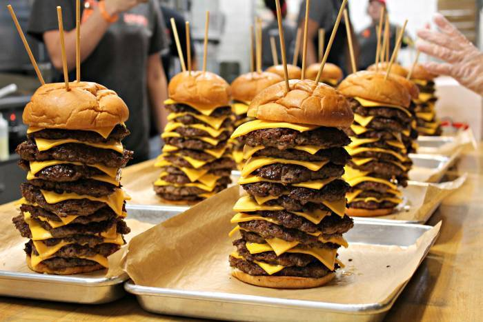 Mooyah Has Gourmet Burgers At Affordable Prices 10 patty