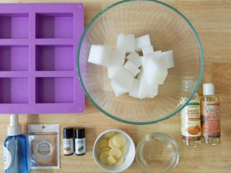Easy Homemade Essential Oils Soap For Men Supplies
