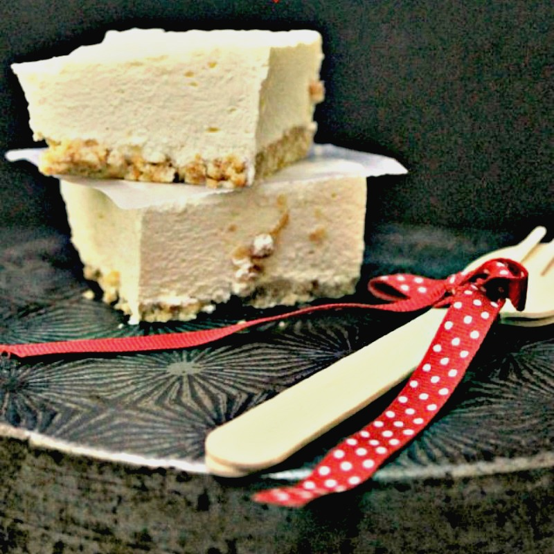 No Bake Lemon Cheesecake Bars Recipe With Vanilla Wafer Crust 2
