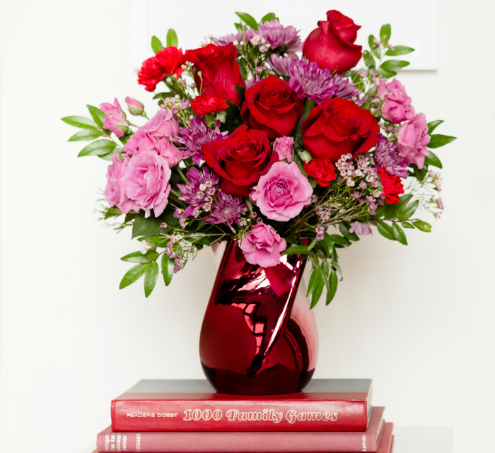 Make This Valentines Day One To Remember With Teleflora 3