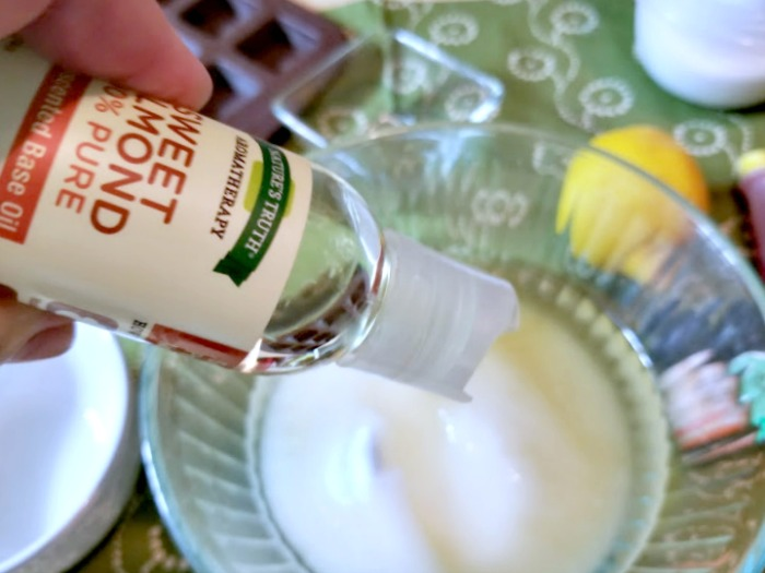Lemon Sugar Body Scrub Cubes Recipe step3
