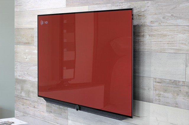 Tips For Designing The Perfect Man Cave flat screen