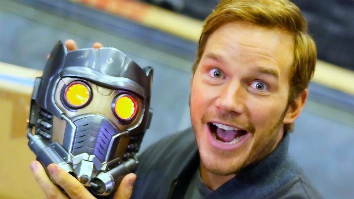 Guardians of the Galaxy Vol. 2 4 Chris Pratt