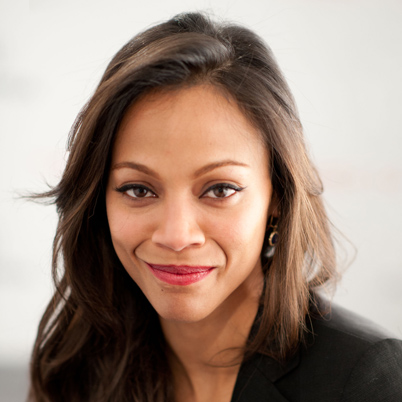 1. Will Zoe Saldana play Betty Davis in the Don Cheadle-directed Shoot The Trumpeter about Mile Davis's life?