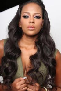 """Reality TV Star Sundy Carter from """"BasketBall Wives L.A."""""""