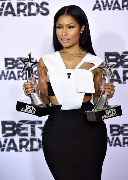 NickiMinajBETAwards2015