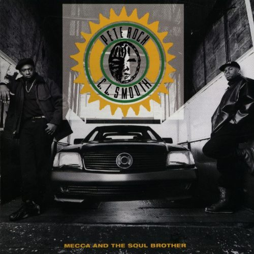 Pete Rock CL Smooth Mecca and the Soul Brother