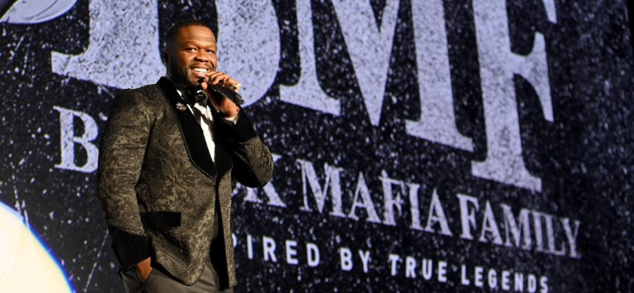 50 Cent BMF Premiere