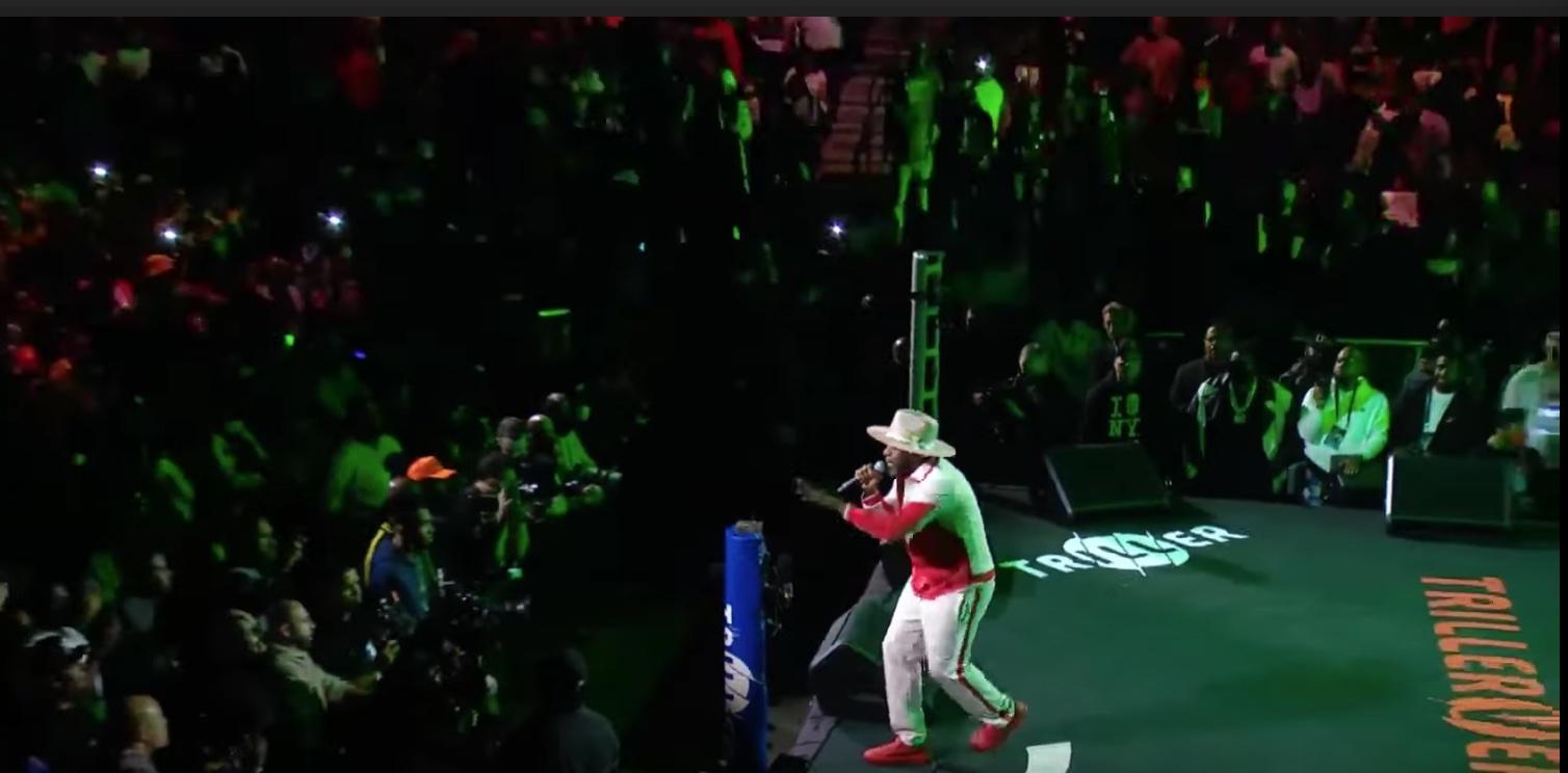 Big Daddy Kane vs KRS-One