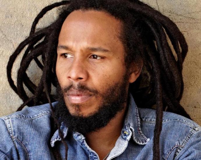 Ziggy Marley by Kii Arens