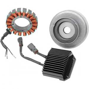 Alternator kit ce-82t, 3-phase, 50 amps – ce-82t – Cycle electric inc 21120405