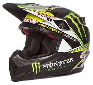 Casque Motocross Bell 2016 Moto-9 Noir (M , Noir)