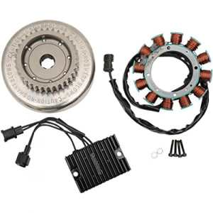 Charge kit 2007-8 883 xl – ce-23s-07 – Cycle electric inc 21121126