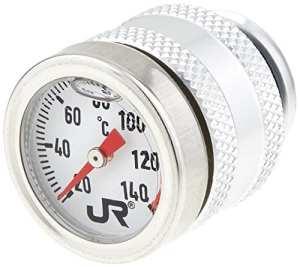 Customaccess TE0004J Bouchon Thermomètre d'Huile pour Yamaha XVS 650 Drag Star Classic (VM02/3/4) 98′-07′