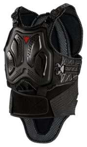 Dainese 1875957 Protection Poitrine Thorax Wave Pro Safety, Noir, S