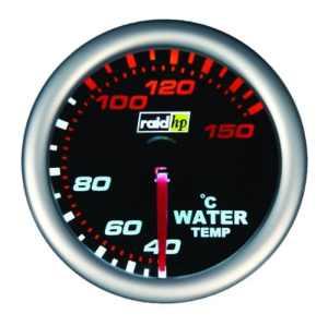 Jauge de température de l'eau Nightflight Raid Hp
